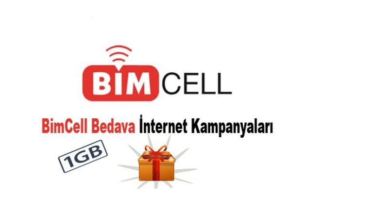 bimcell bedava internet