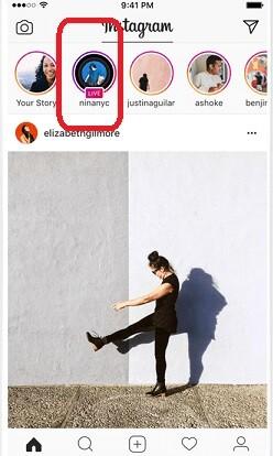 instagram canlı yayın açma